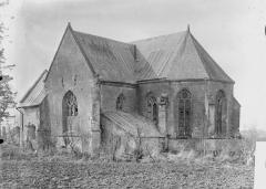 Eglise Saint-Waast - Ensemble sud-est