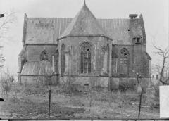 Eglise Saint-Waast - Ensemble est