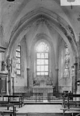 Eglise Saint-Waast - Transept