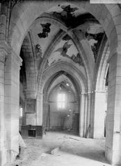 Eglise - Intérieur, transept nord