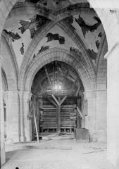 Eglise - Intérieur, transept sud