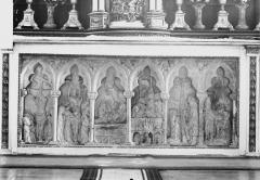 Eglise Saint-Maixent - Tombeau d'autel