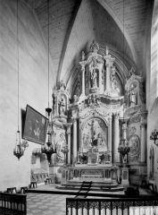 Eglise Saint-Laon - Maître-autel