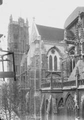 Eglise Saint-Jacques - Bras sud du transept, côté est