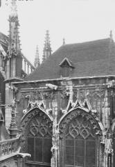 Eglise Saint-Jacques - Chapelle absidiale
