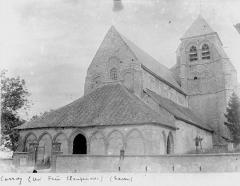 Eglise de la Nativité de la Vierge - Ensemble ouest