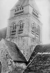 Eglise Saint-Georges - Clocher
