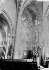 Eglise Saint-Georges - Vue diagonale