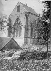 Eglise Notre-Dame - Chevet