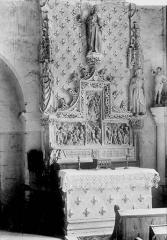 Eglise Notre-Dame - Retable
