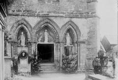 Eglise - Portail
