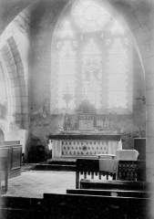 Eglise - Grande fenêtre