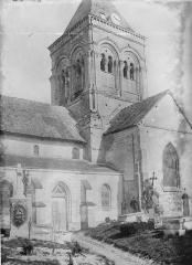 Eglise Saint-Symphorien - Clocher