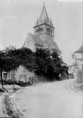Eglise Saint-Lié - Clocher