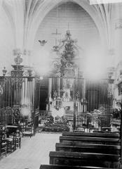 Eglise Saint-Lié - Choeur