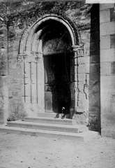 Eglise Saint-Théodulphe - Portail