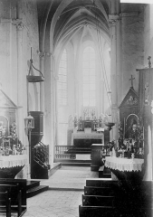 Eglise Saint-Théodulphe - Choeur