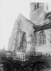 Eglise - Chevet