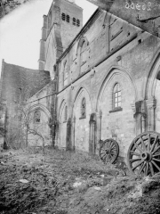 Eglise Notre-Dame - Façade nord, partie