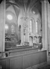 Eglise Saint-Pierre - Choeur et bras nord du transept