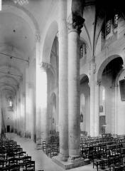 Ancienne abbaye Saint-Pierre - Eglise, bas-côté nord