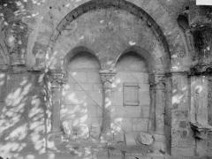 Ancienne abbaye Saint-Pierre - Restes du cloître