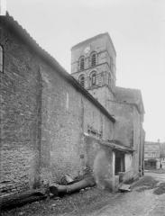 Eglise paroissiale Saint-Grégoire - Ensemble sud