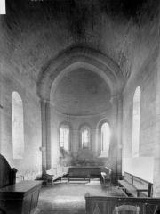 Ancienne église, Temple protestant - Choeur