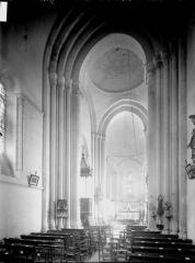 Eglise Saint-Eutrope du Cormenier - Choeur