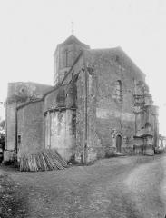Eglise Saint-Pierre - Bras nord du transept
