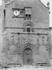 Eglise Saint-Pierre£ - Façade ouest