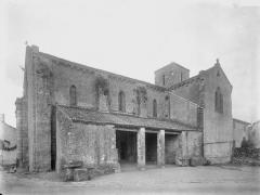 Eglise Saint-Hilaire - Ensemble sud