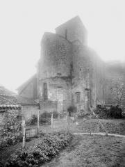 Eglise Saint-Hilaire - Abside