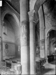 Eglise Saint-Hilaire - Choeur, vue diagonale