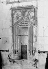 Eglise Saint-Chartier de Javarzay - Piscine