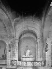 Eglise Saint-Jean-l'Evangéliste - Choeur