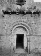 Ancienne église Saint-Savinien - Portail du bras sud du transept