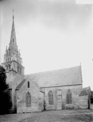 Eglise Saint-Héray - Ensemble sud