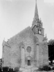 Eglise Saint-Héray - Ensemble ouest