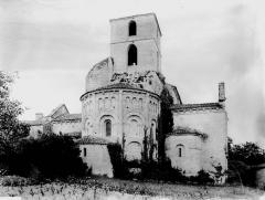 Eglise Saint-Jean-Baptiste - Ensemble est, état ancien
