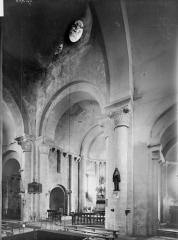 Eglise Saint-Nicolas - Choeur, vue diagonale