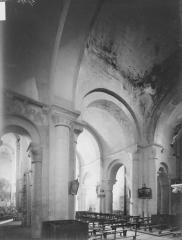 Eglise Saint-Nicolas - Bas-côté sud et nef