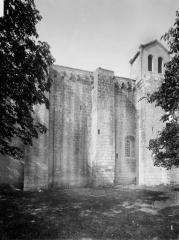 Eglise Saint-Vincent - Façade sud