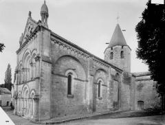 Eglise Sainte-Eulalie - Ensemble sud-ouest