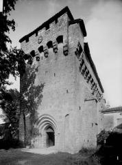 Eglise Saint-Vivien - Ensemble sud-ouest
