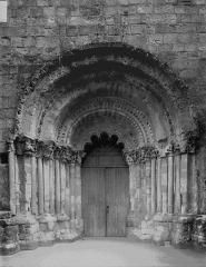 Eglise Saint-Marien - Portail ouest