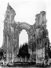 Ancienne abbaye Notre-Dame de la Couronne - Choeur