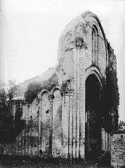 Ancienne abbaye Notre-Dame de la Couronne - Partie sud, absidiole