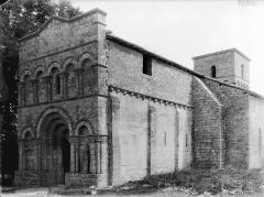 Eglise Saint-Martial - Ensemble sud-ouest