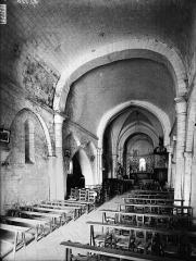 Eglise Saint-Martial - Choeur